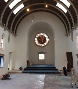 Kapelle Heemstede in alter Lage Terrecotte Europe (2)