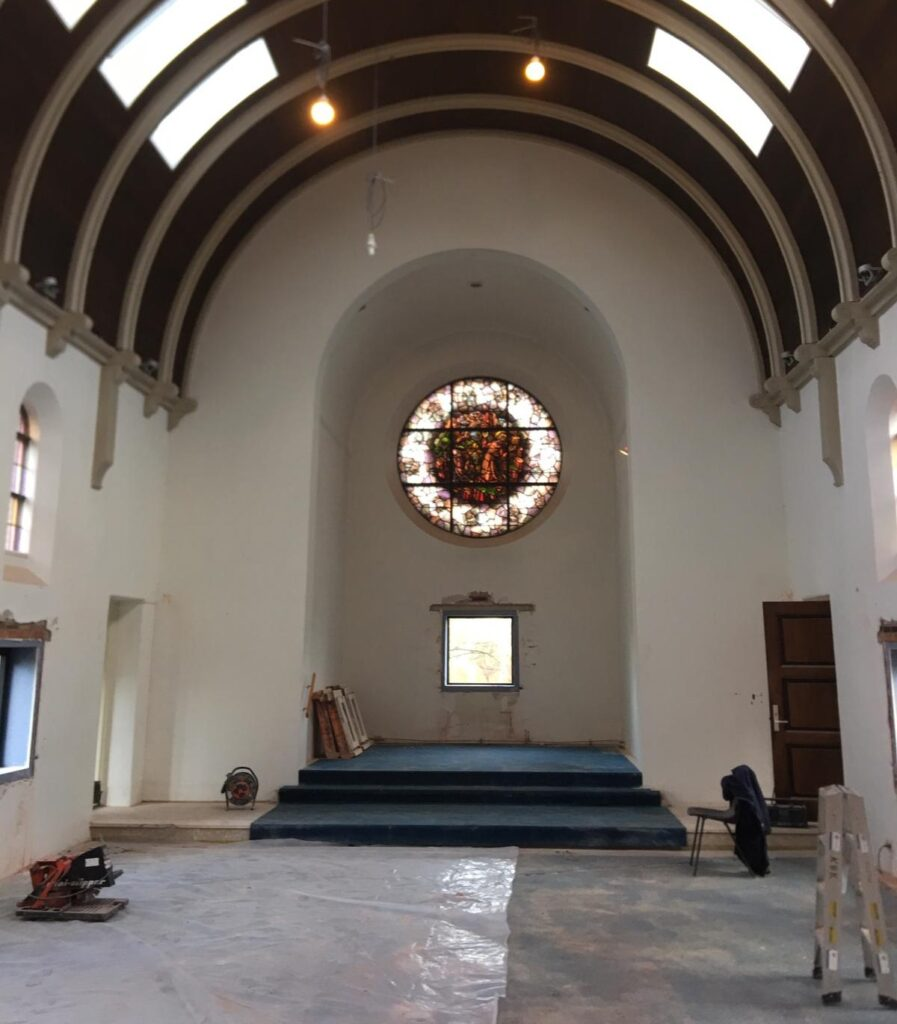 Chapel Heemstede in old situation Terrecotte Europe (2)
