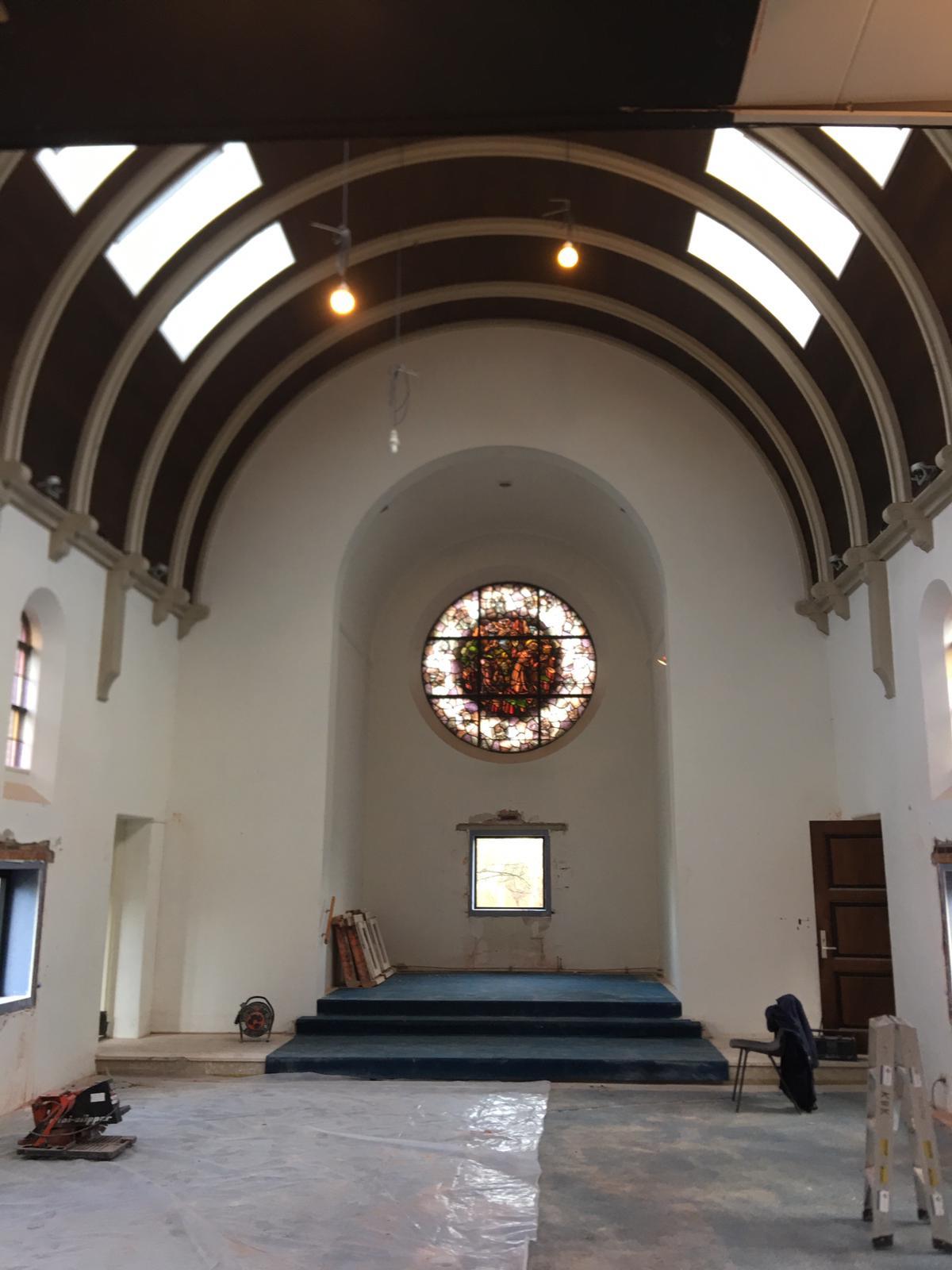 Terrecotte Europe - Projekt Minor Seminary Hageveld Heemstede, The Netherlands